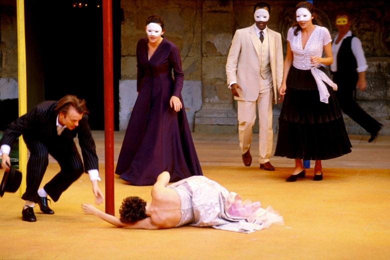 Don Giovanni, 1999 © Elisabeth Carecchio
