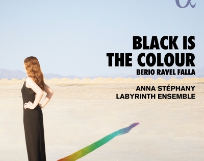 "Disque ""Black is The Colour"""