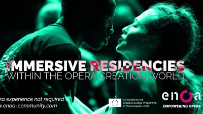 enoa immersive residencies