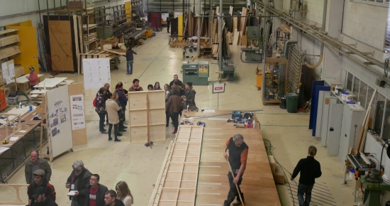 Open Days at the Workshops