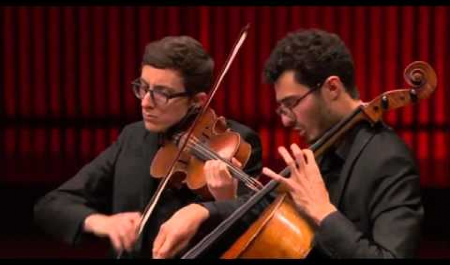"Quatuor Arod - Schubert - Quartet n°14 - ""Death and the Maiden"", 1 mouvement"