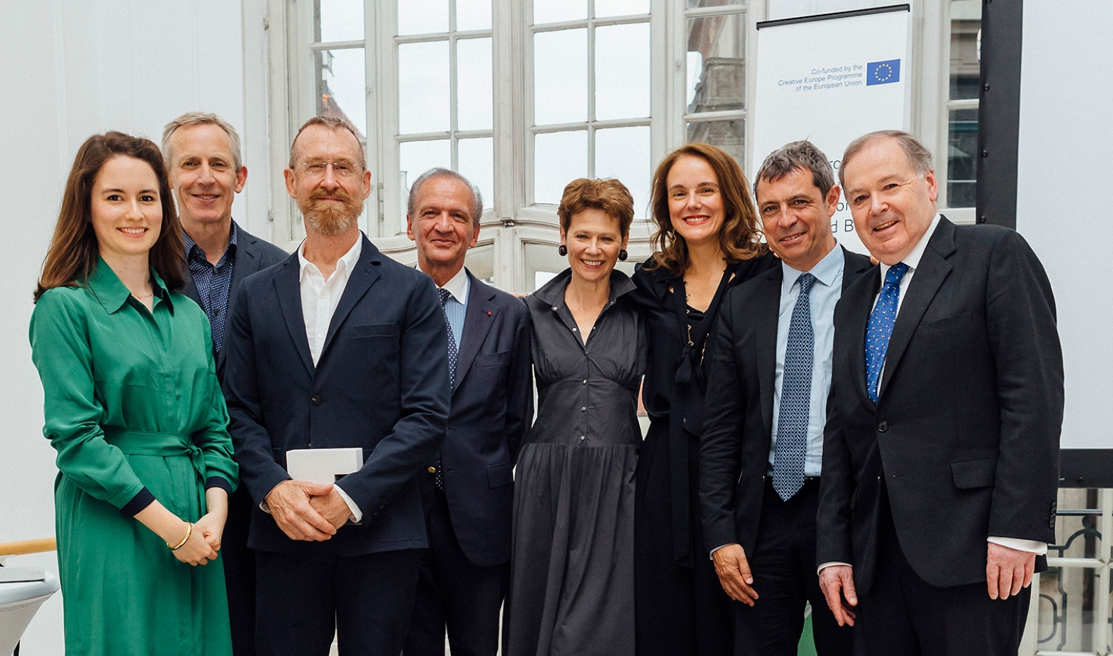 William Forsythe, Lauréat du Prix FEDORA