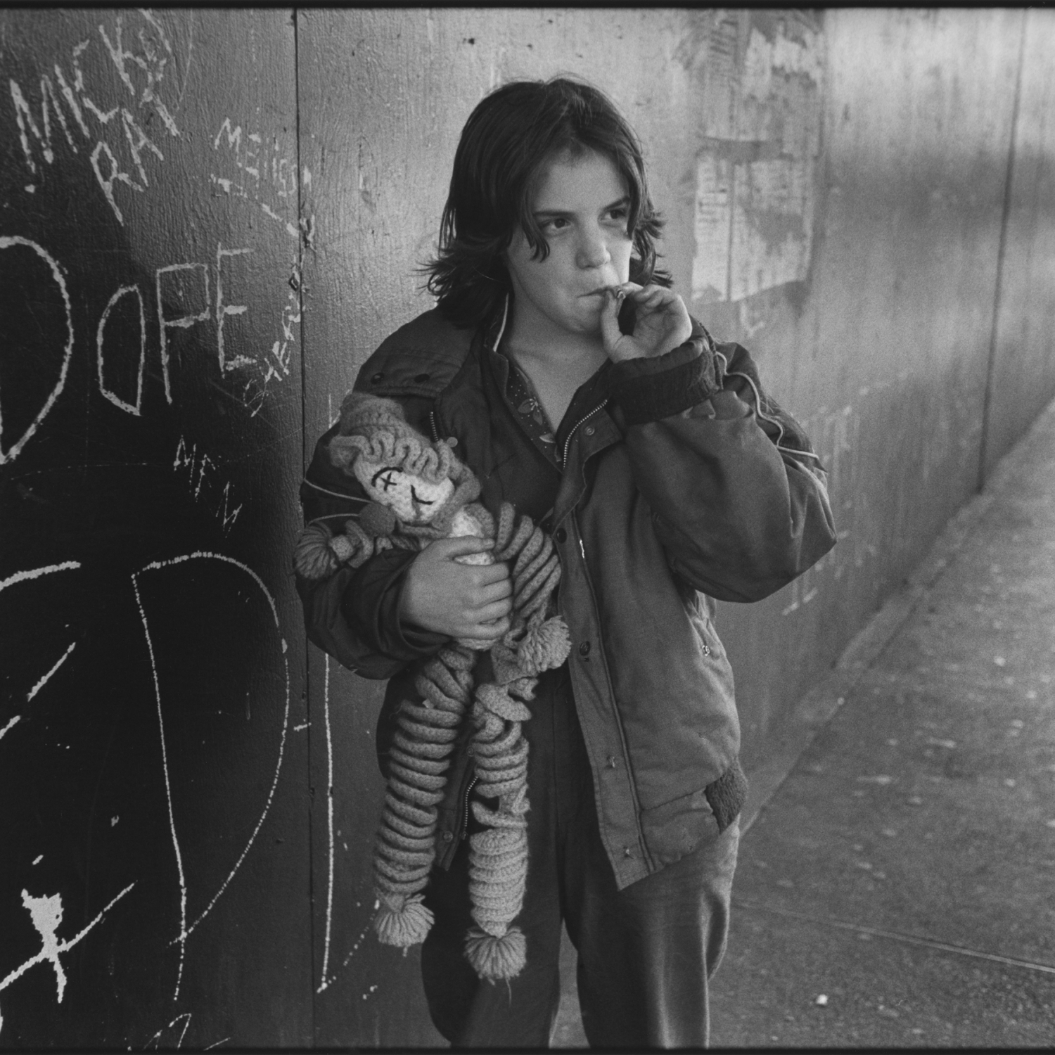Street Wise © Mary Ellen Mark